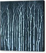 Winter Canvas Print by Pati Hays