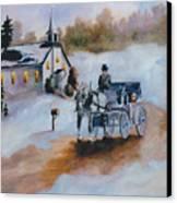 Winters Dream Canvas Print