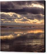 Wispy Waves Canvas Print