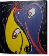 Woman21 Canvas Print