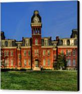 Woodburn Hall In Morning Canvas Print