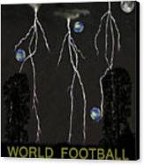 World Football Member Canvas Print by Eric Kempson