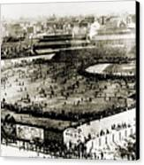 World Series, 1903 Canvas Print by Granger