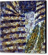 Worship A Canvas Print