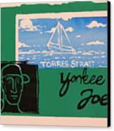 Yankee Joe 2 Canvas Print