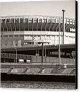 Yankee Stadium    1923  -  2008 Canvas Print