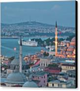 Yeni Camii Canvas Print