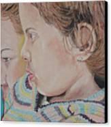 Yo De Nuevo Canvas Print