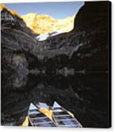 Yoho National Park, Lake Ohara, British Canvas Print by Ron Watts