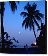 Young Lovers In Penang Canvas Print
