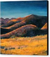 Yuma Lady Canvas Print