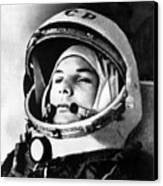 Yuri Gagarin 1934-1968., Russian Canvas Print by Everett