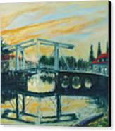 Zeeland Canvas Print