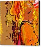Zeroo Canvas Print