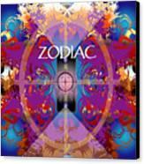 Zodiac 2 Canvas Print