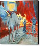 Zohan Camel Canvas Print