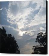 Zooey's Sky Canvas Print