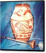 Zuni Collection 1 Canvas Print