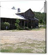 Butlers Mill Restaurant Canvas Print
