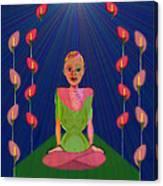 849 - Inner  Balance   Canvas Print