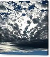 A Glorious Cloudscape Canvas Print