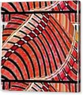 Abstract Fusion 204 Canvas Print