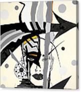 Abstraction 269 - Marucii Canvas Print
