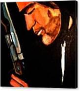 Antonio Banderas Canvas Print