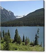 Big Sky Montana Canvas Print