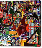Bitachon 4d Canvas Print
