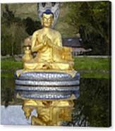 Buddha 25 Canvas Print