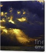 Byron Bay Sunset Canvas Print