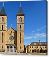 Cathedral Of The Plains Canvas Print