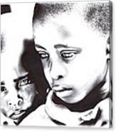 Children Should Not Be Sad ... Canvas Print