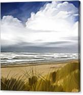 Coastal Breeze Canvas Print