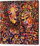 Devotion Canvas Print
