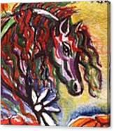 Dream Horse 2 Canvas Print