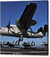 E2c Hawkeye Canvas Print