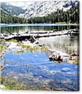 East Lake Canvas Print