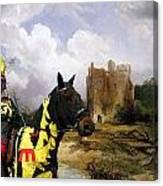 English Mastiff  - Mastiff Art Canvas Print - The Ruins Home Canvas Print
