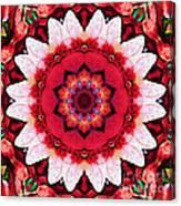 Floral Abundance  Canvas Print