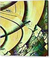 Fragmentation Canvas Print