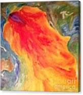 Fukushima Madness - Wake Up Canvas Print