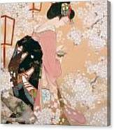 Hana Akari Canvas Print