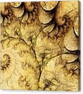 Idea Of A Tree Canvas Print