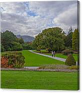 A Irish Garden Canvas Print
