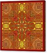Keltic Cross Canvas Print