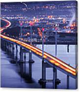 Kessock Bridge Inverness Canvas Print