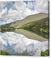 Lakes Of The Clouds - Mount Washington New Hampshire Canvas Print