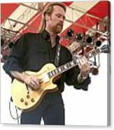 Lee Roy Parnell Canvas Print